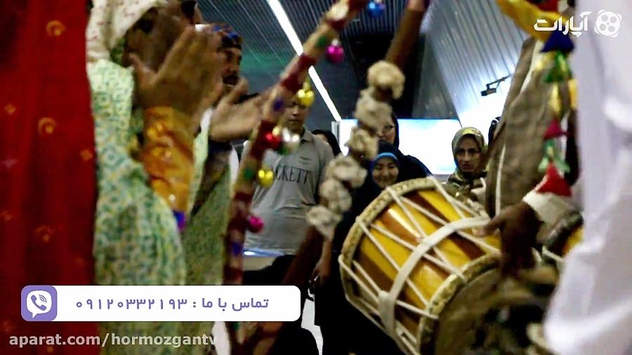 موسیقی هرمزگان در مترو تجریش تهران طنین انداز شد