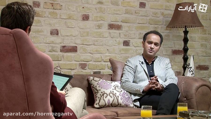 گفتگوی ویژه هرمزگان تی وی با محمدعوض پور