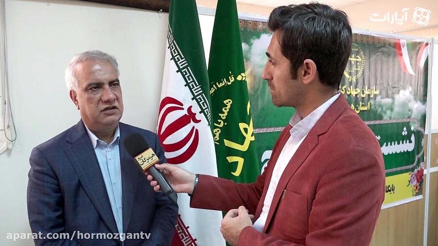 دفاع استان هرمزگان در مقابل۱۷میلیارد ملخ!