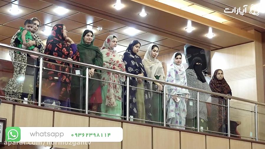 مراسم چهاردهمین دوره معرفی تعاونی های برتر استان هرمزگان