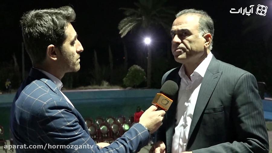 بازدید معاون وزیر تعاون از مرکز نوآوری بخش تعاون استان هرمزگان