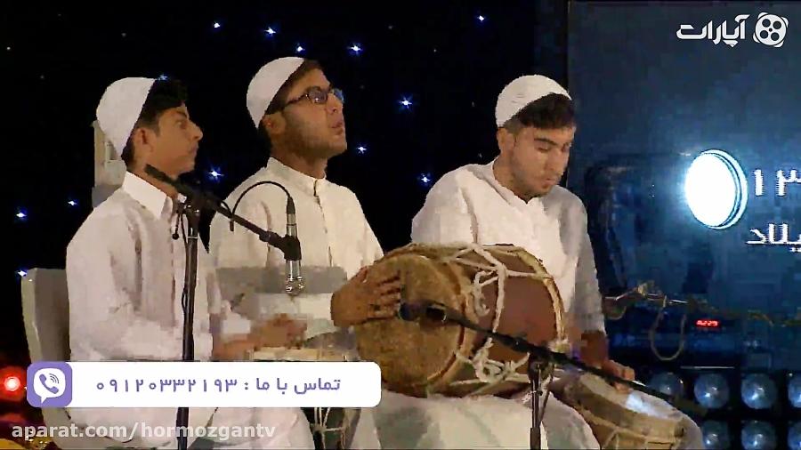 اجرای گروه موسیقی بندرخمیر در دومین شب فرهنگی هرمزگان