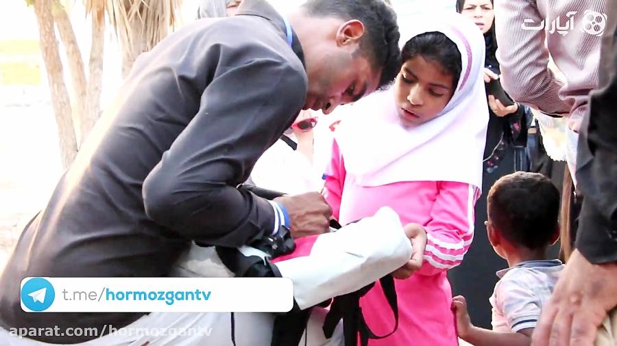 اعزام جوانان روستایی هرمزگان به اربعین حسینی