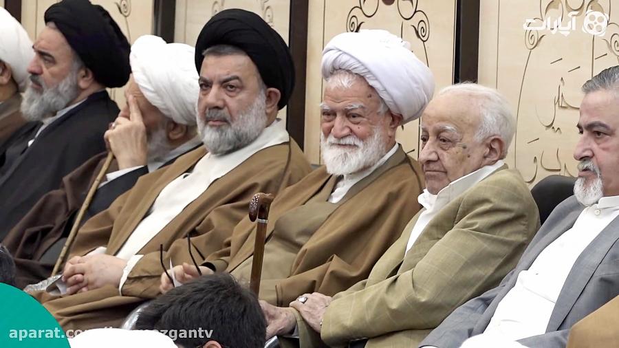 آیین بهره برداری از فاز اول و دوم مسجد جامع بندرعباس برگزار شد