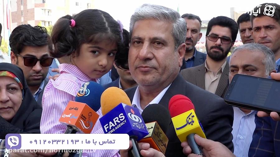 حسین هاشمی تختی داوطلب انتخابات مجلس یازدهم شد